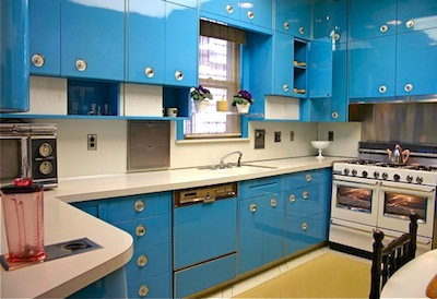 1960s Kitchens the evolution of kitchens