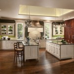 Gramercy Park Kitchen by Brookhaven