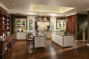 Gramercy Park Kitchen by Brookhaven