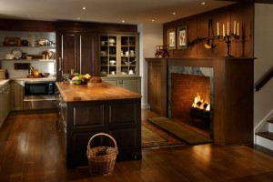 Stonehill Fireplace by Brookhaven