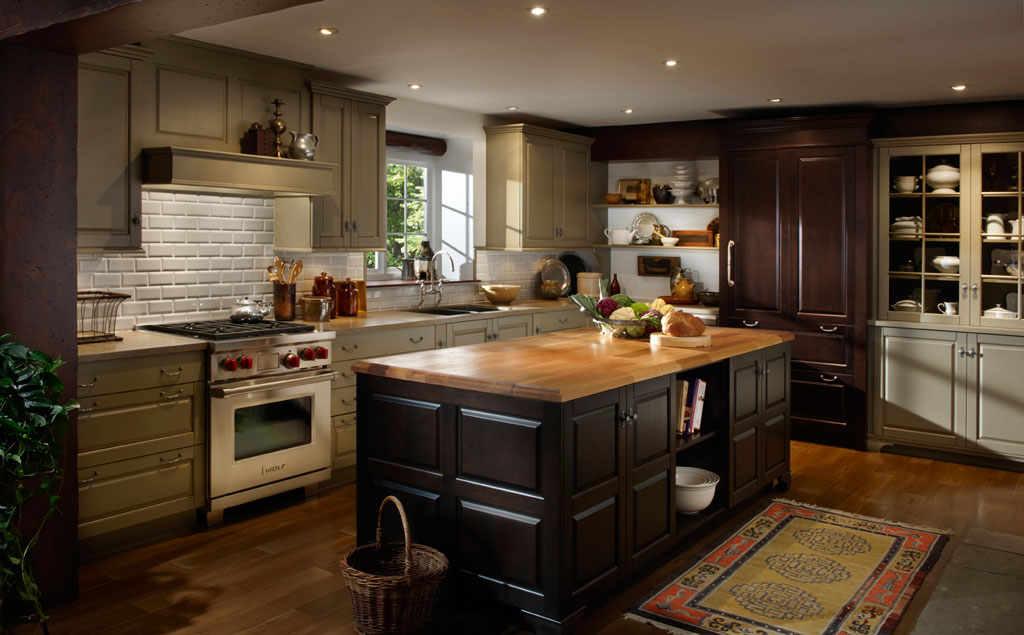 Stonehill Kitchen by Brookhaven