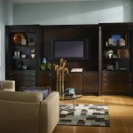 Connoisseur Entertainment Center by Wood-Mode