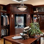 Hunt Club Valet Closet by Wood-Mode