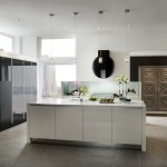 Penthouse Kitchen by Wood-Mode