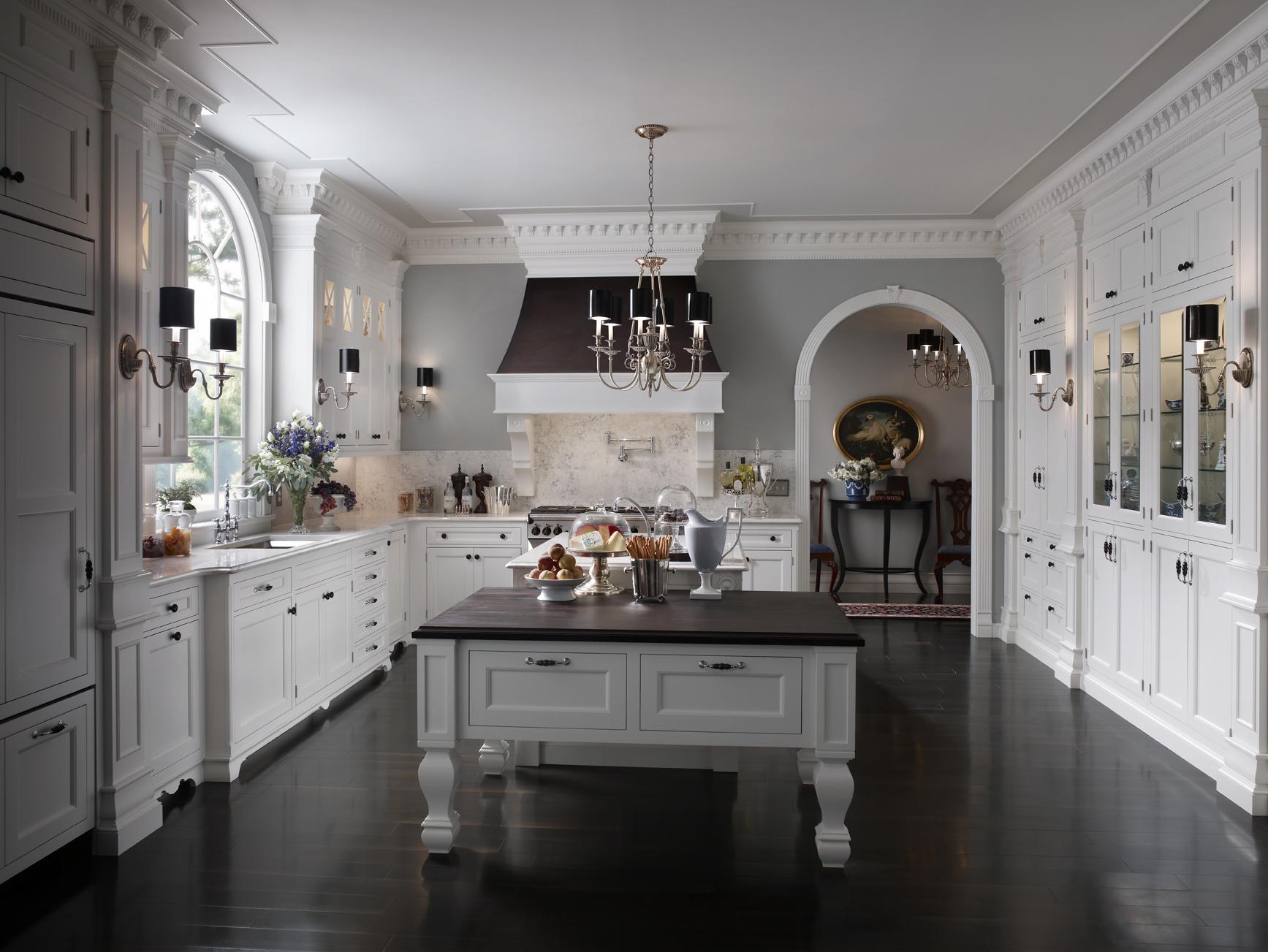 South Hampton Kitchen by Wood-Mode