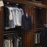 Hunt Club Valet Pull-down Clothing Rack by Wood-Mode