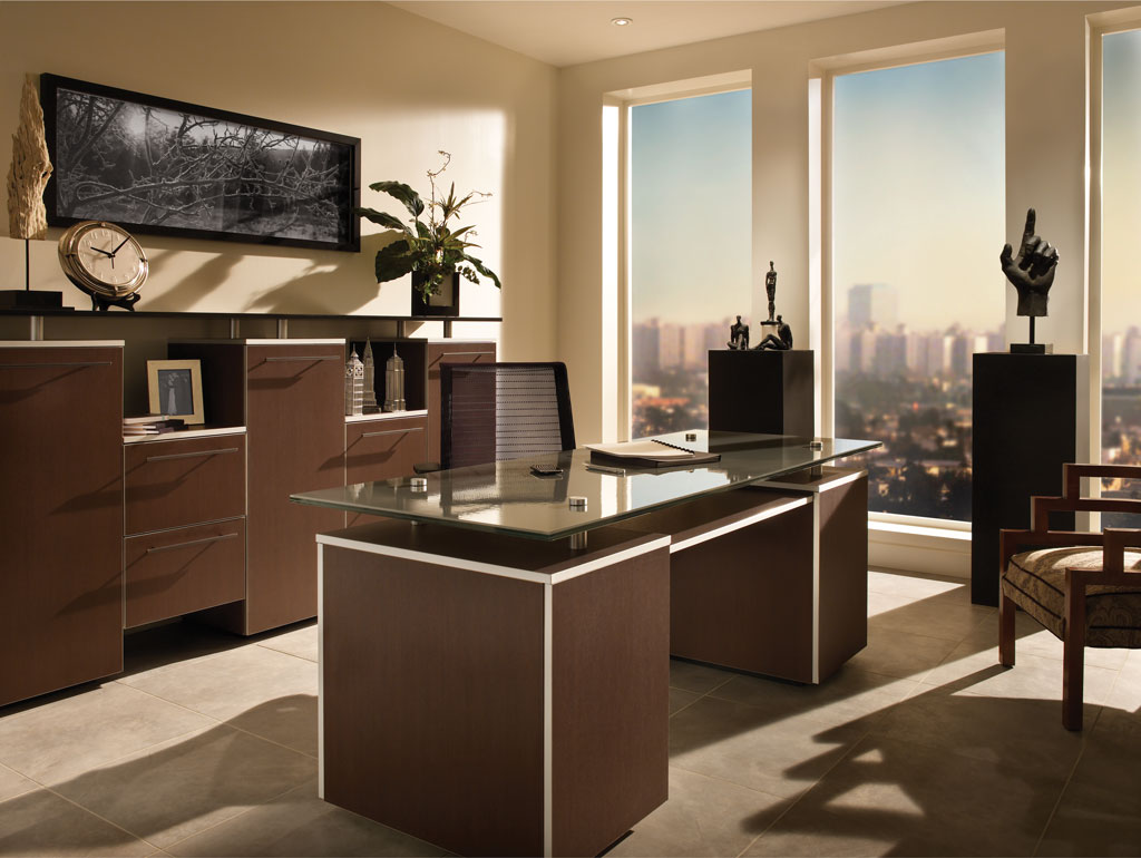Synergy Home Office by Brookhaven