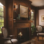 Woodland Meadows Fireplace by Brookhaven