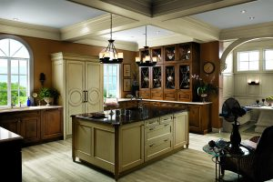 Hudson Valley Kitchen by Wood-Mode