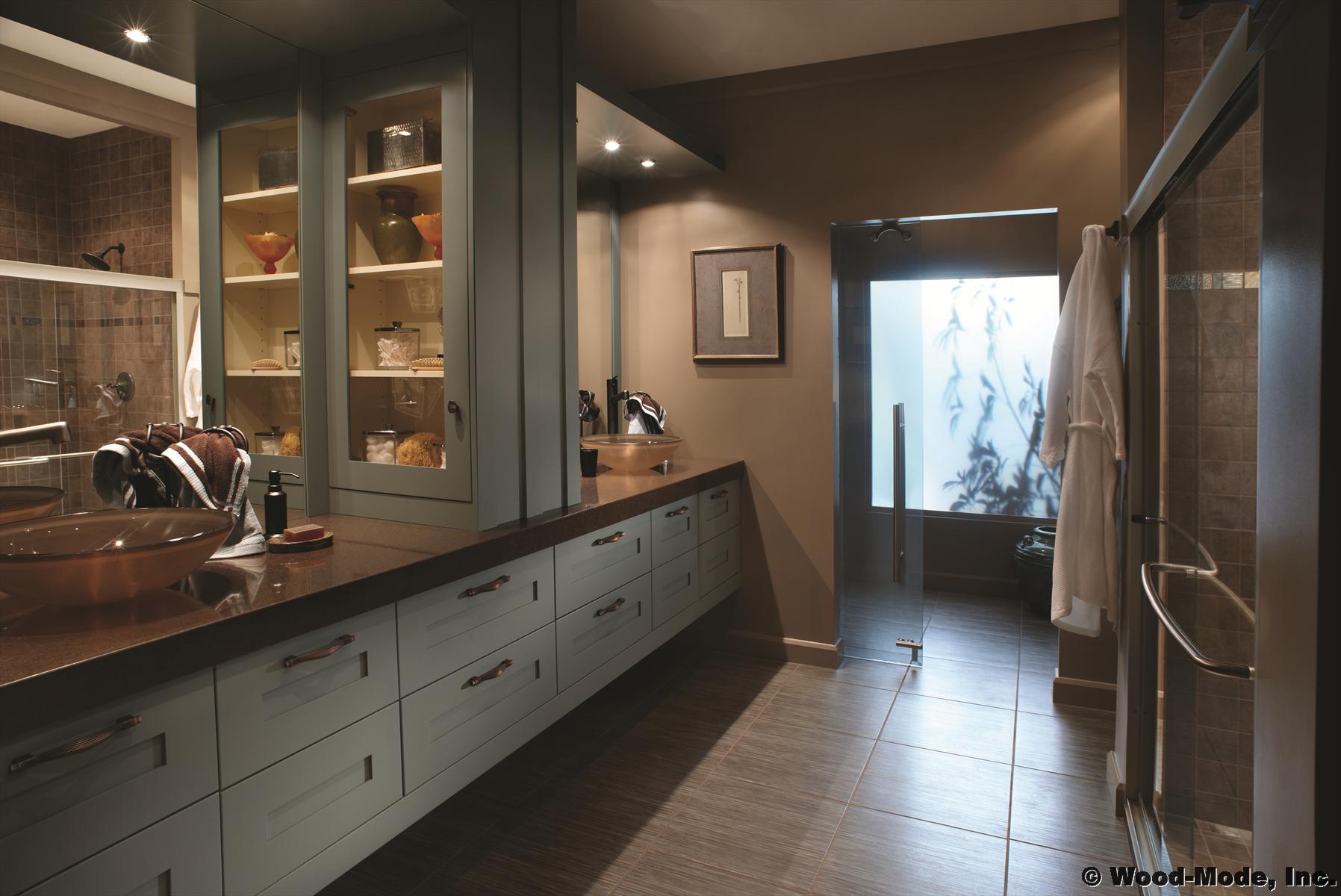 Malibu Bathroom by Brookhaven
