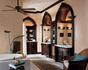 West Indies Bathroom by Wood-Mode