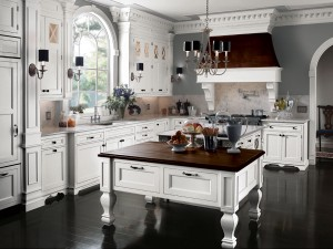 South Hampton Kitchen by Wood-Mode