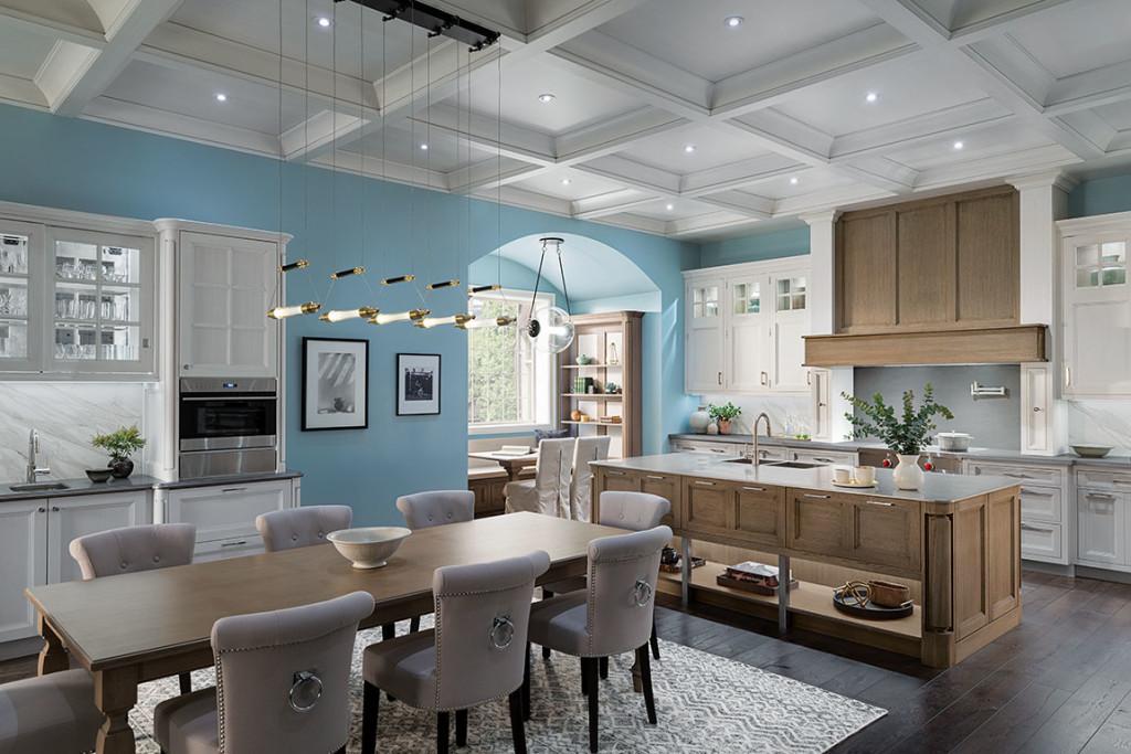Edison Heights Designer Kitchen