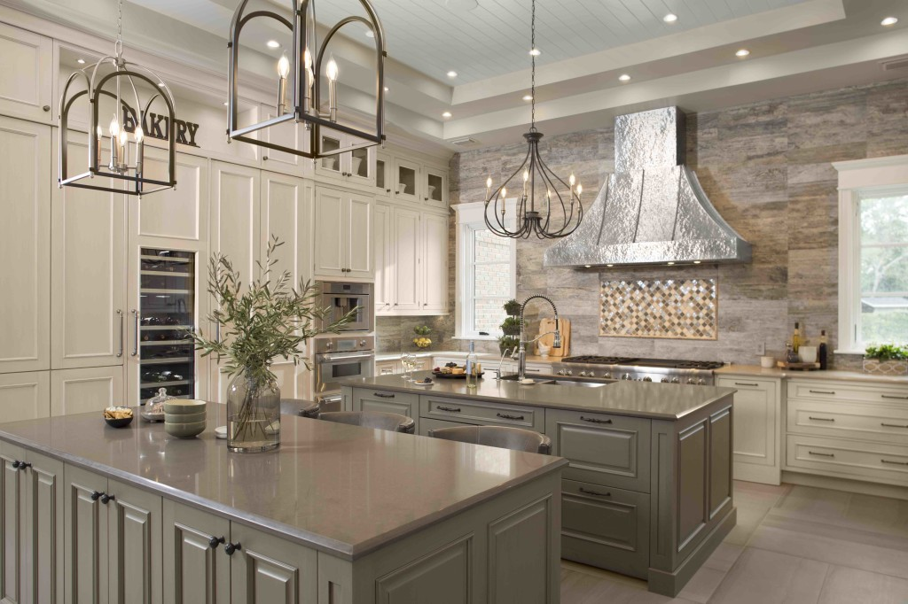 Wood-Mode Cabinetry in KBIS 2018 Show House