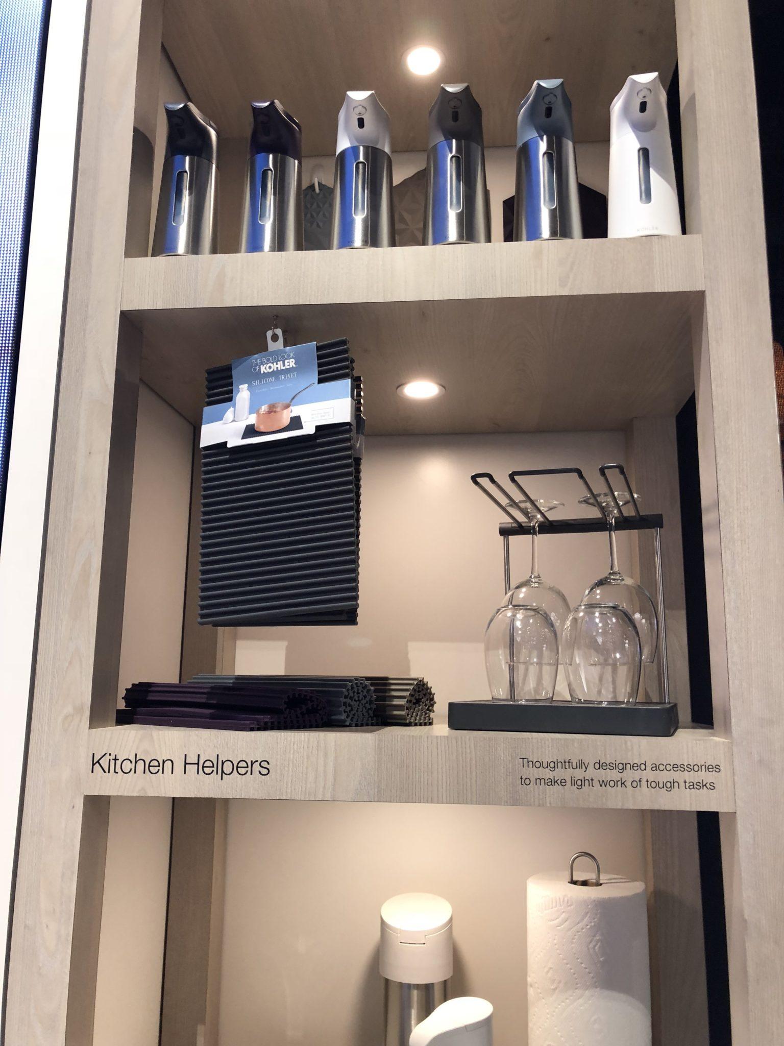 KBIS-Kohler Accessories