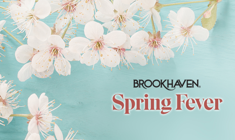 Brookhaven Spring Fever Promotion